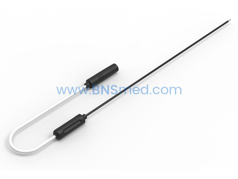 Disposable RF electrode for Neurosurgery