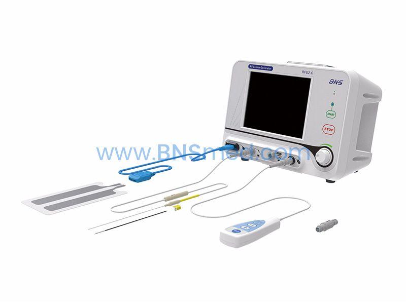 RF Lesion Generator for Neurosurgery
