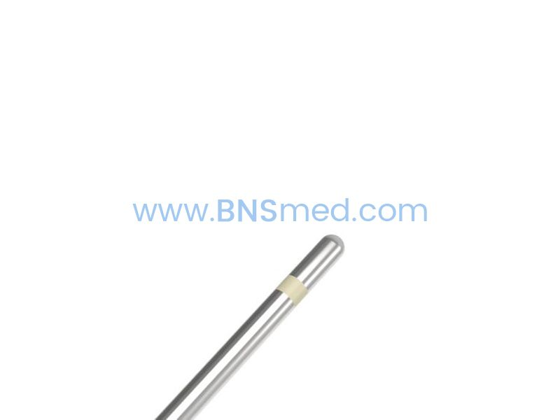 Reusable RF electrode for Neurosurgery